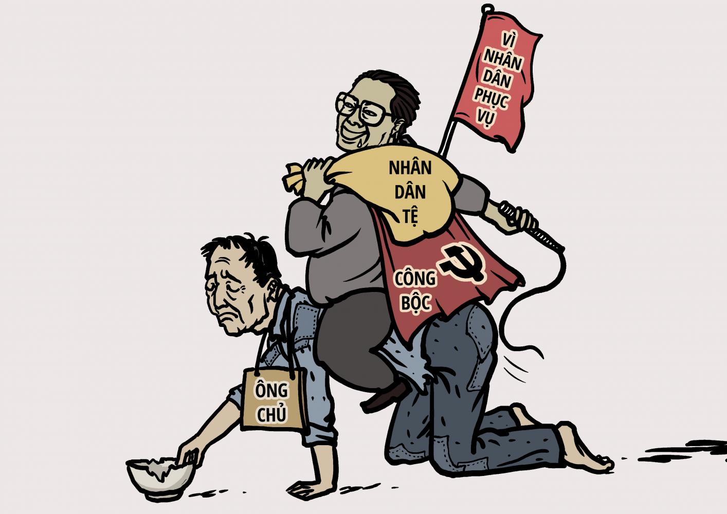 Bản chất của ĐCSTQ: Phê phán trật tự xã hội truyền thống