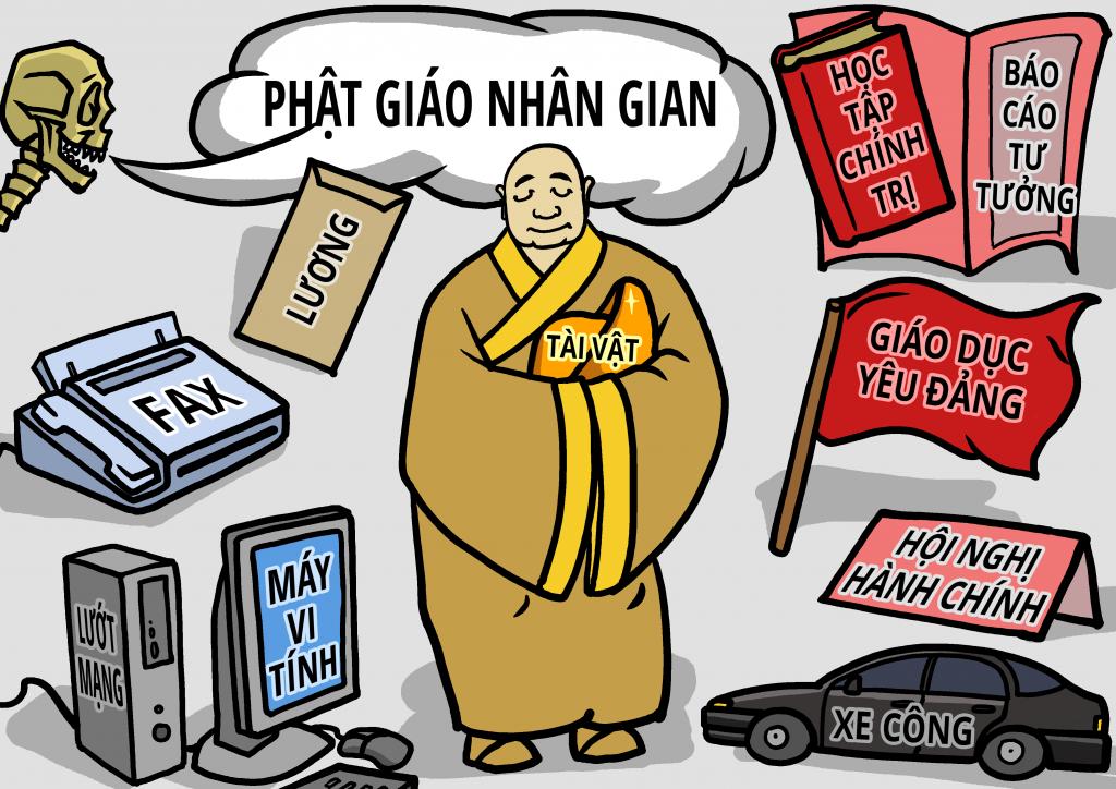 Bản chất của ĐCSTQ: Làm lệch lạc kinh điển tôn giáo, dung tục hóa tôn giáo