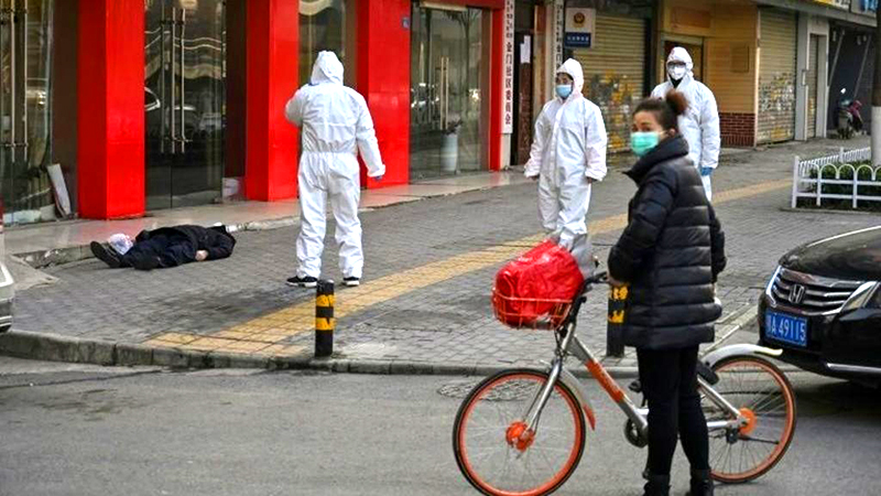 Dịch bệnh mất kiểm soát, người dân Trung Quốc ồ ạt làm 'tam thoái' để tự cứu mình (ảnh 2)