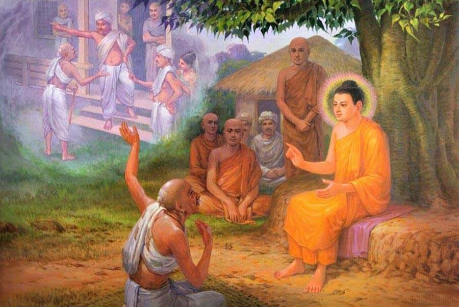 Suy ngẫm của một người tu hành về tình hình dịch bệnh và con đường tránh nạn - ảnh 1