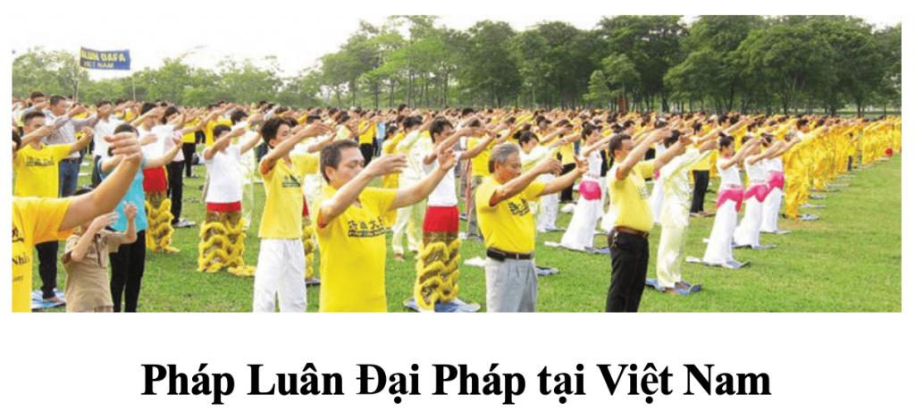 Pháp Luân Công tại Việt Nam