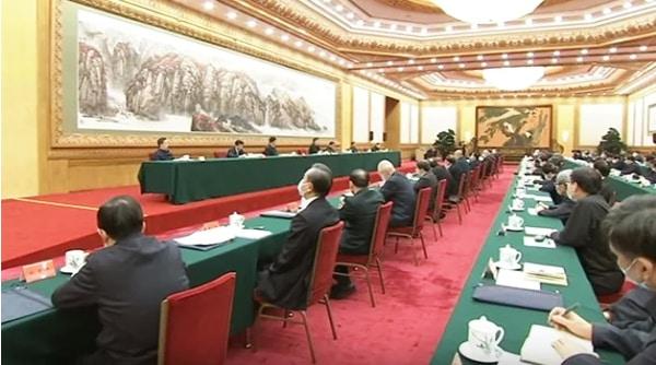 Lãnh đạo chính quyền đương nhiệm của Trung Quốc