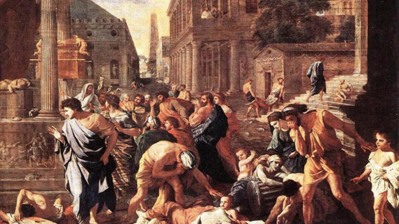 Những trận đại dịch bệnh hủy diệt đế quốc La Mã