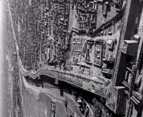 '图8 曾经的北京城墙-西直门段'